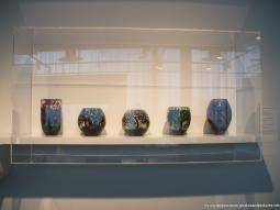 Glass art vases at Corning Glass Museum.jpg