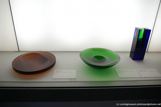 Frantisek Vizner colored glass artwork at Corning Museum of Glass.jpg