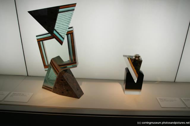 William D. Clarson contemporary glass art at Corning Museum of Glass.jpg