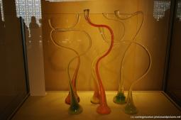 Harvey Littleton Gold and Green Implied Movement at Corning Museum of Glass.jpg