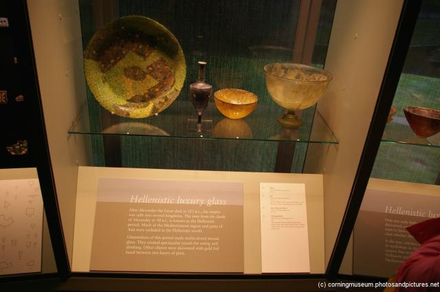 Hellenistic luxury glass at Corning Museum of Glass.jpg
