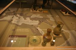 Europe and Northern African glass history map at Corning Museum of Glass.jpg