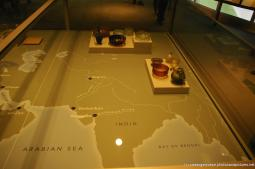 Western Asia glass history map at Corning Museum of Glass.jpg