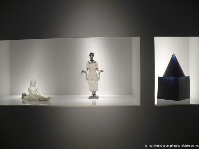 Glass art figures at Corning Museum of Glass.jpg