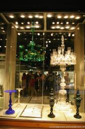 Glass chandeliers in green at Corning Museum of Glass.jpg