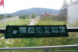 Looking out of the Corning Museum of Glass into downtown Corning and the Historic Market Street.jpg