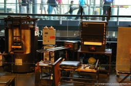 Glass making equipment at the show theater at Corning Museum of Glass.jpg
