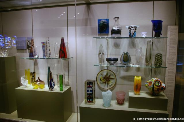 Studio Glass of 1940s through 1960s at Corning Museum of Glass.jpg