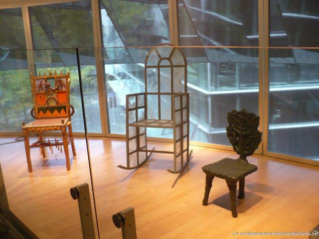 Glass art chairs at Corning Museum of Glass.jpg