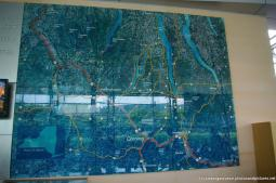 Finger Lakes Wine Country Visitor Center Map at Corning Glass Museum.jpg