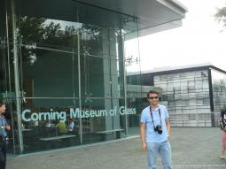 David outside the Corning Museum of Glass.jpg
